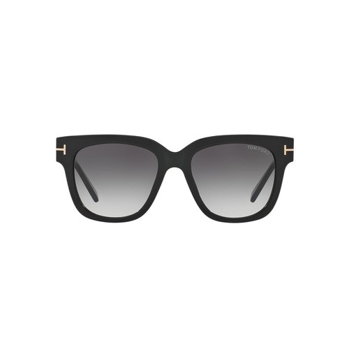 Tom Ford FT0436 TRACY 53 Grey & Black Sunglasses