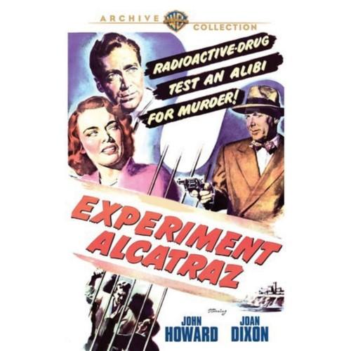 Warner Bros Experiment Alcatraz, 1951, DVD