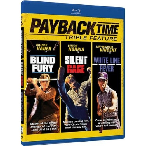 Payback Time: Triple Feature [Blu-ray]