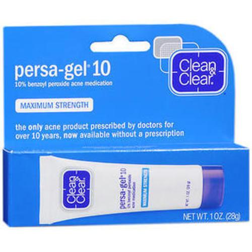 Clean & Clear Persa-Gel 10 Acne Medication - 1 oz