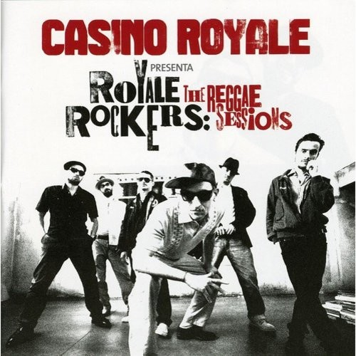 Royale Rockers: The Reggae Sessions [CD]
