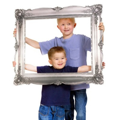 Antique Frames Party Standee