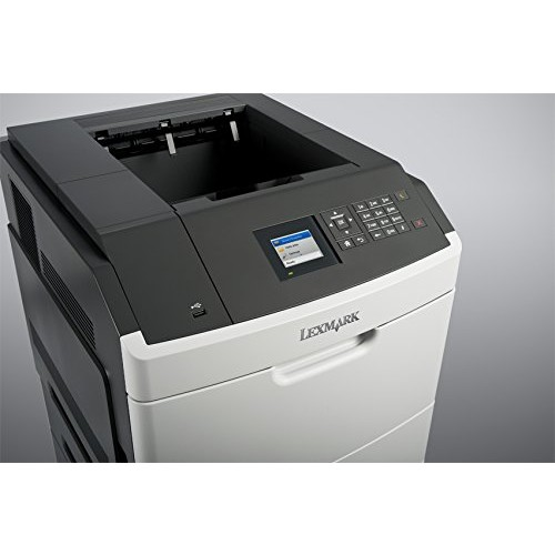 Lexmark MS810dtn Monochrome Laser Printer with 550 Sheet Tray, Network Ready, Duplex Printing and Professional Features [Printer]
