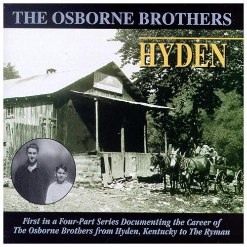 Hyden CD (2002)
