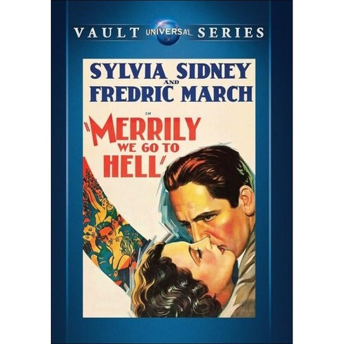 Merrily We Go to Hell [DVD] [1932]