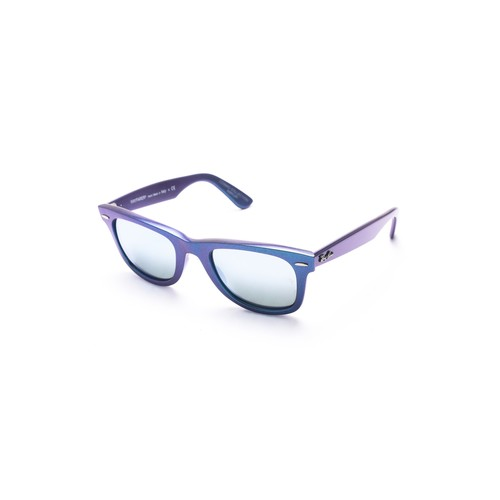 Ray-Ban Cosmo Wayfarer Sunglasses Blue