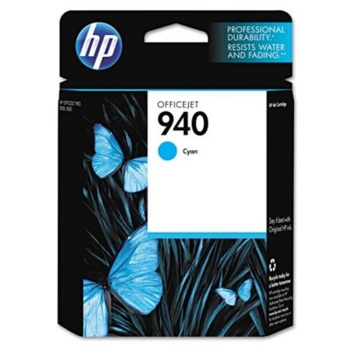 HP 940 Cyan Original Ink Cartridge (C4903AN#140)