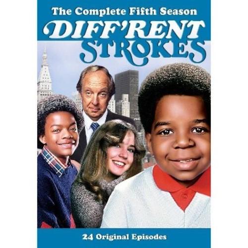 Diff'Rent Strokes: Season Five (DVD)
