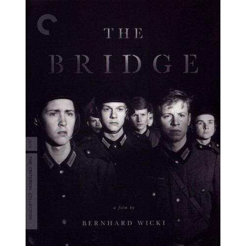 Die Brucke [Criterion Collection] [Blu-ray] [1959]
