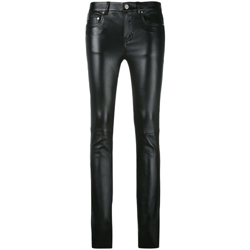 SAINT LAURENT Skinny Biker Trousers