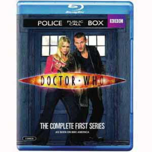 Doctor Who: The Complete First Series (Blu-ray) (3 Discs)