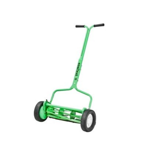 EcoReel 18 in. Push Reel Mower