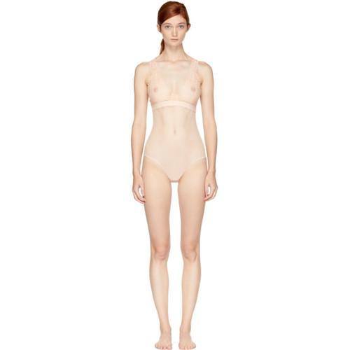 STELLA MCCARTNEY Pink Sophie Surprising Bodysuit