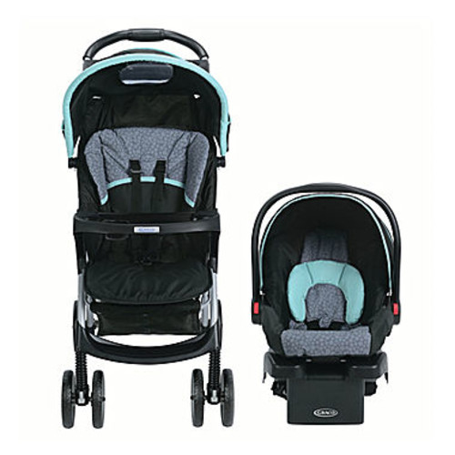 Graco LiteRider Click Connect Travel System - JCPenney