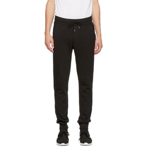 MONCLER Black Fleece Lounge Pants