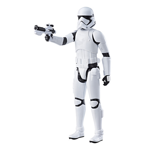 Star Wars: The Last Jedi 12 inch Action Figure - First Order Stormtrooper