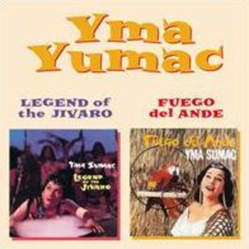 Legend Of The Jivaro + Fuego Del Ande (Yma Sumac)
