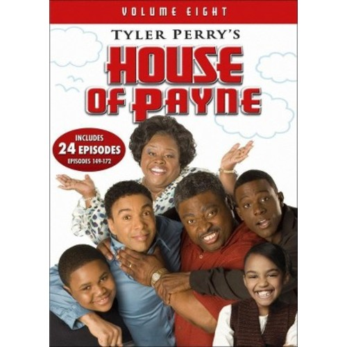 Tyler Perry's House of Payne, Vol. 8 [3 Discs]