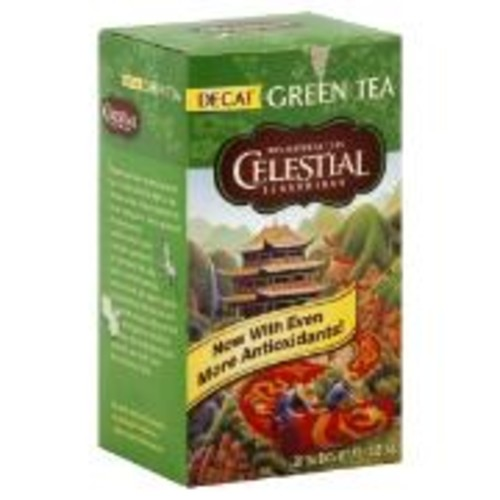 Celestial Seasonings Decaffeinated Green Tea (20 count)