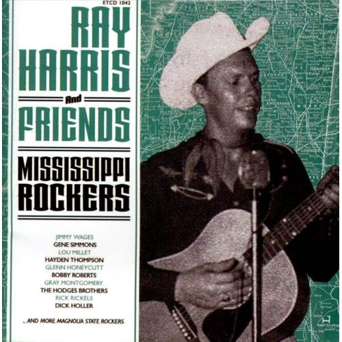 Mississippi Rockers [CD]