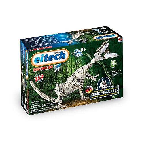 Eitech Dinosaurs T-Rex Construction Set 250 Pieces - Basic Series