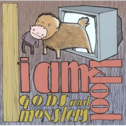 Gods and Monsters [Bonus Tracks] [CD]