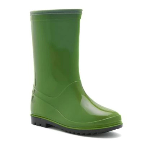 Itasca Puddle Hopper Kids' Waterproof Rain Boots