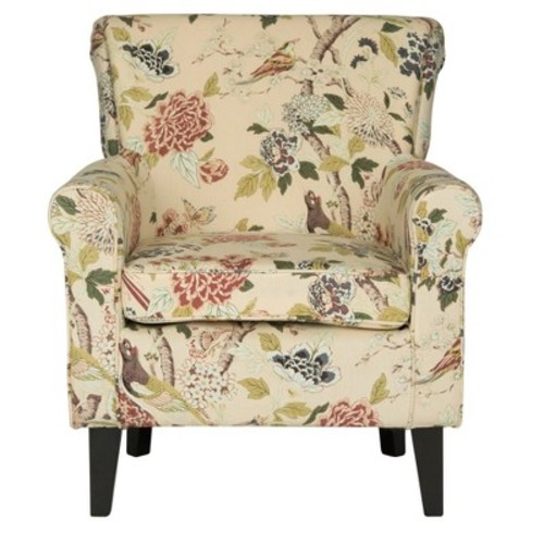 Hazina Club Chair - Safavieh