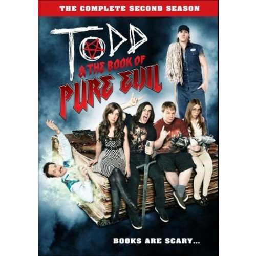 Todd and the Book of Pure Evil: The Complete Second Season [2 Discs]