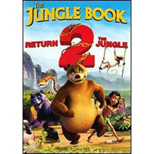 The Jungle Book: Return 2 the Jungle COLOR/WSE DD5.1/DD2