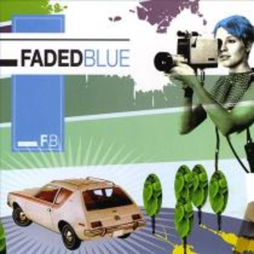 Faded Blue [CD]