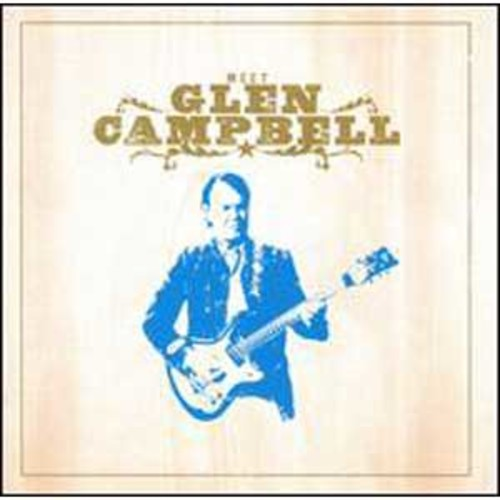 Meet Glen Campbell [Bonus Tracks] By Glen Campbell (Audio CD)