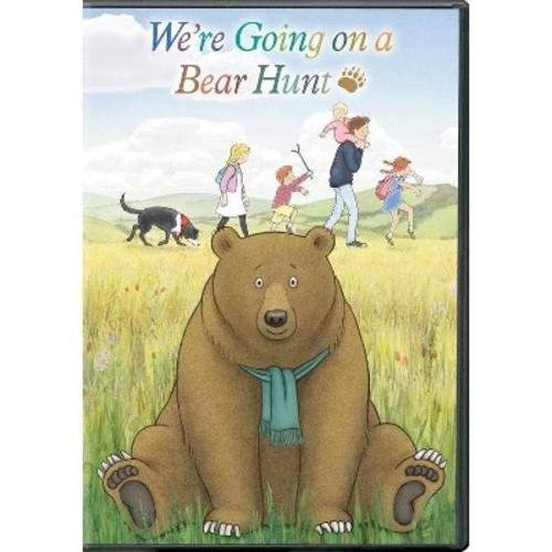 We're Going On A Bear Hunt (DVD)
