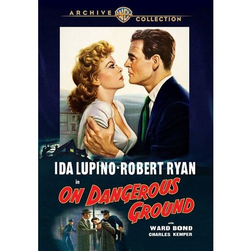 On Dangerous Ground [DVD] [1951]