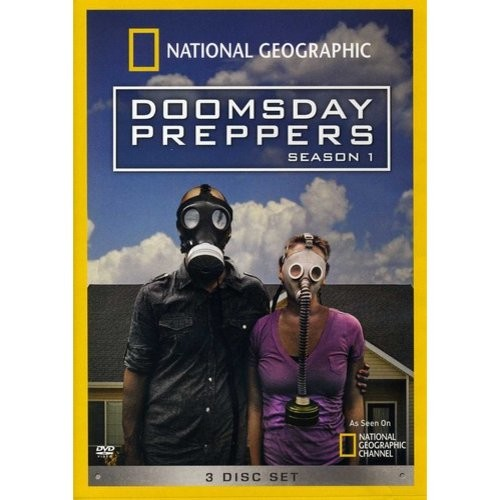 Doomsday Preppers: Season 1 [3 Discs] [DVD]