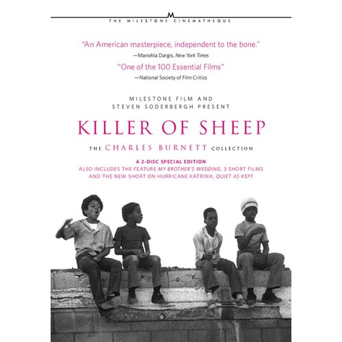 Killer of Sheep: The Charles Burnett Collection [Special Edition] [2 Discs] [DVD]
