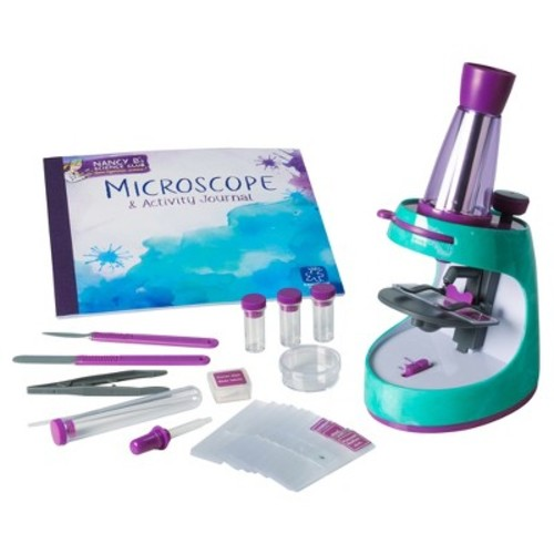 Educational Insights 5350 Nancy B's Science Club Microscope and ACTi
