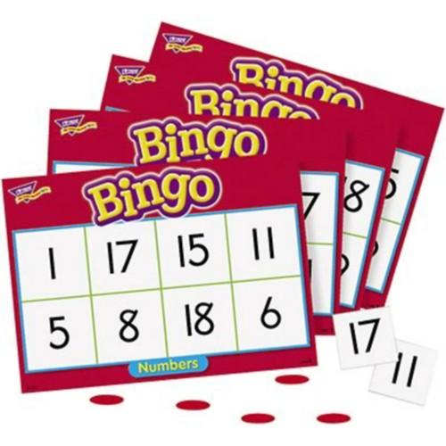 Bingo Games, Trend Numbers