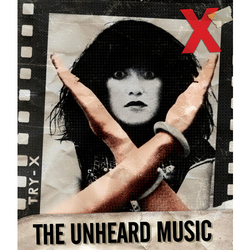 The Unheard Music (Blu-ray Disc)