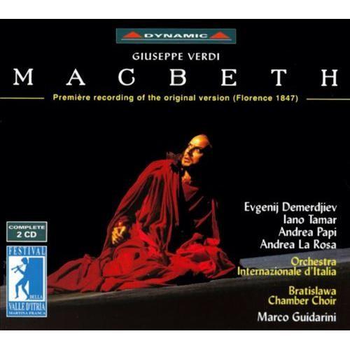 Macbeth-Comp Opera CD