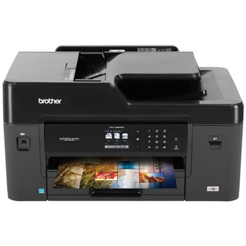 Brother MFCJ6530DW Business Smart Pro Wireless All-in-One Color Inkjet Printer