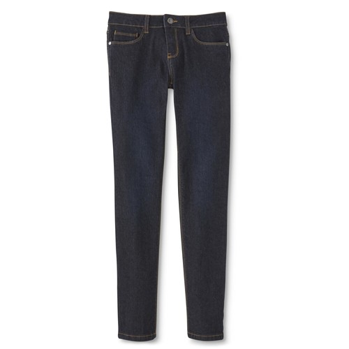 Route 66 Girls' Plus Skinny Jeans [Length : Long; Fit : Girls Plus]