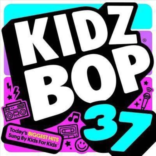Kidz Bop Kids - Kidz Bop 37 (CD)
