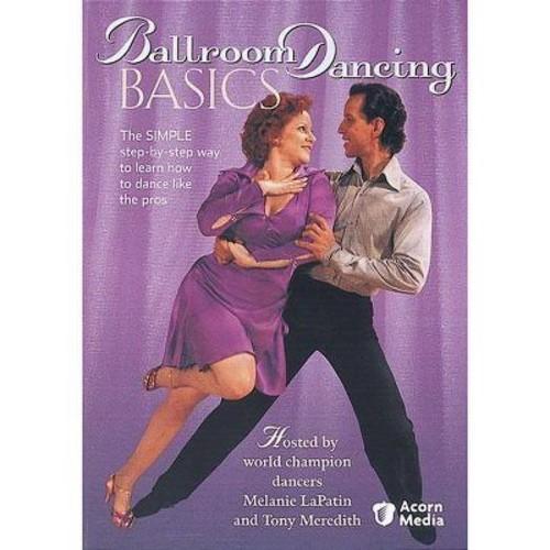 Ballroom Dancing Basics [DVD/CD] DD2