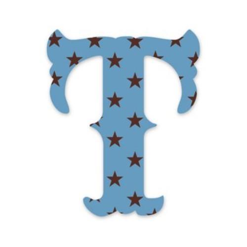 WallCandy Luv Letters Stars Letter