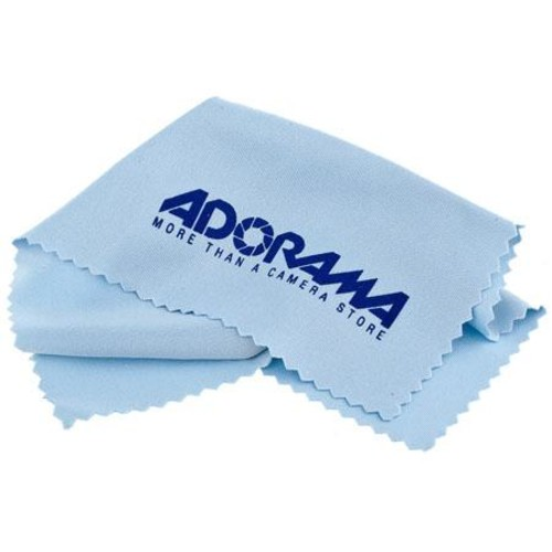Adorama Microfiber Cleaning Cloth, Small, 5.8x5.8