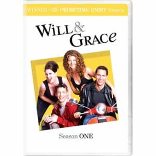 Will & Grace: Season One [DVD]