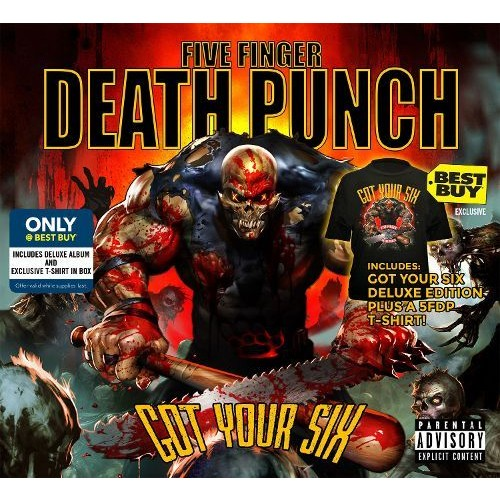 Got Your Six [Only @ Best Buy] [CD]