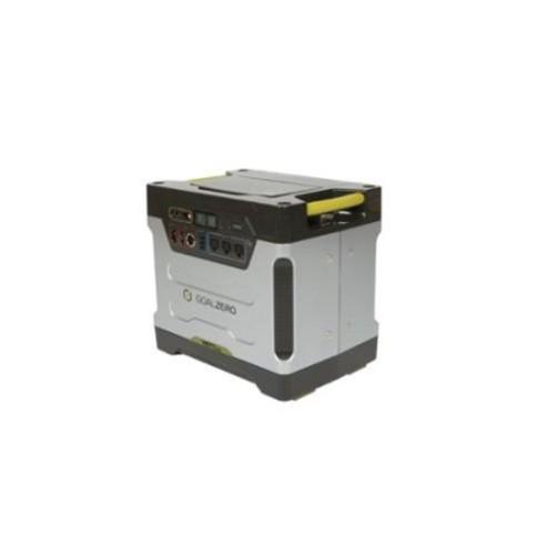 Goal Zero Yeti 1250 Solar Generator w/ Roll Cart (31901)