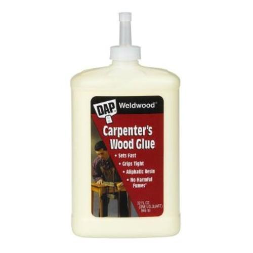 DAP Weldwood 32 oz. Carpenter's Wood Glue (12-Pack)